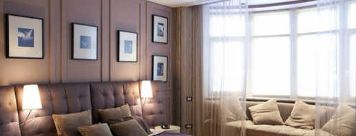 Правила расстановки мебели в спальне, советы специалистов