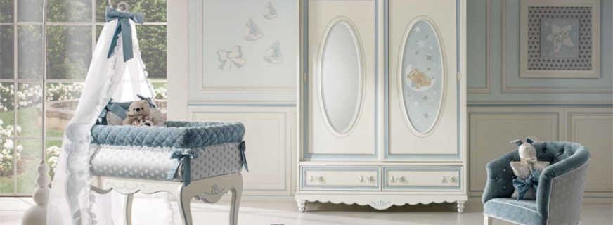 Обзор мебели для новорожденных, важные нюансы, советы по выбору