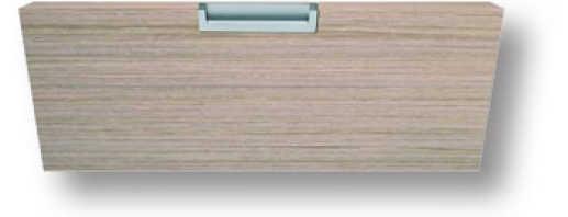 Модели врезных ручек на мебель, их особенности