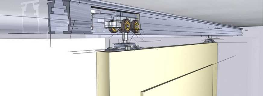 Обзор раздвижных систем для шкафа купе, правила выбора