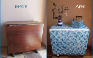 Варианты раскраски мебели своими руками, советы дизайнеров