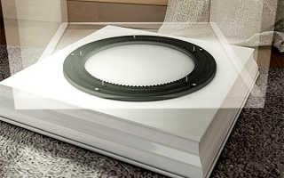 Назначение поворотного механизма для мебели, важные нюансы выбора