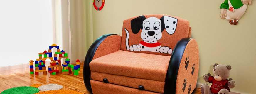 Преимущества и недостатки кресла-кровати для детей, критерии выбора