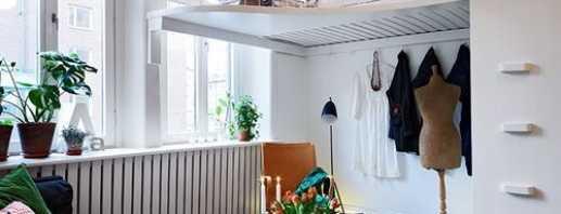Варианты кроватей под потолком, свежие идеи для современного интерьера