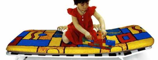 Отличия детских раскладных кроватей от других моделей, их особенности