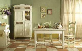 Разновидности мебели в стиле кантри, создание гармоничного интерьера