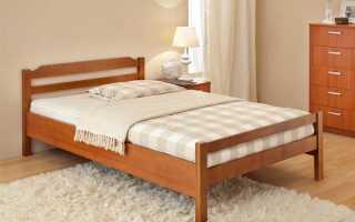 Обзор полутороспальных кроватей, как выбрать качественную модель