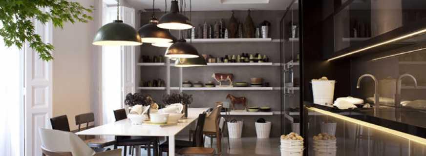 Где купить подвесные светильники высокого качества