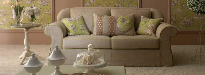 Варианты мебели в стиле прованс, как выглядит и где используется