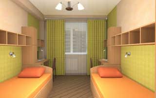 Мебель в детскую комнату, какую выбрать если у вас двое детей