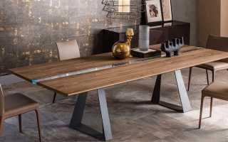 Плюсы изготовления стола в стиле лофт своими руками, мастер-классы