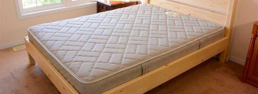 Изготовление своими руками двуспальной кровати, основные этапы процесса