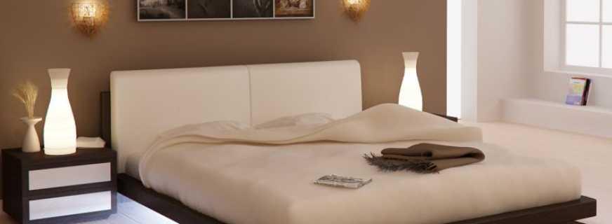 Существующие модели кроватей с подсветкой, типы и места расположения освещения