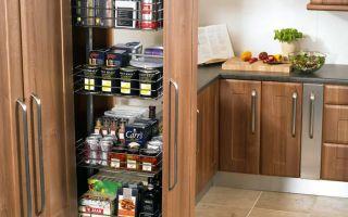Какие существуют варианты мебели для кухни, как выбрать