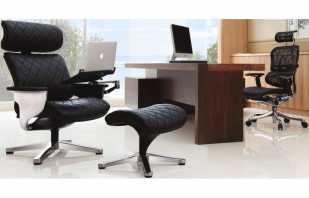 Особенности удобных кресел для работы за компьютером, их плюсы