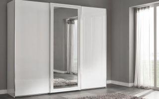 Какие бывают белые шкафы, советы по выбору