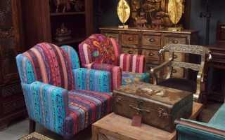 Особенности индийской мебели, правила выбора
