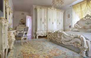 Отличительные черты мебели барокко, советы по выбору и расстановке