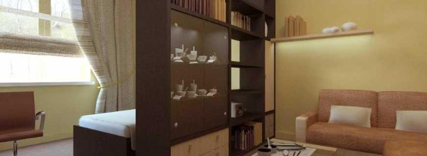 Какие бывают шкафы перегородки, обзор моделей