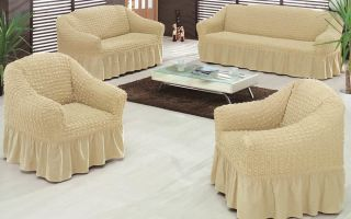 Как выбрать еврочехол для мягкой мебели, советы специалистов