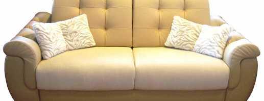 Основные правила ремонта мягкой мебели в домашних условиях