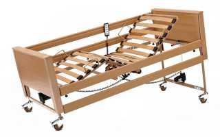 Обзор медицинских кроватей, их функциональные возможности и назначение