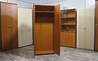 Особенности шкафов для одежды офисных, обзор моделей