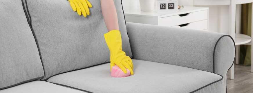 Рейтинг чистящих средств для мебели