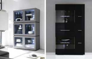 Как выбрать шкаф для гостиной в современном стиле, подборка с фото