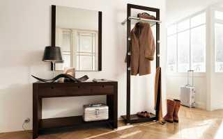 Правила размещения зеркала в прихожей, советы по выбору и оформлению