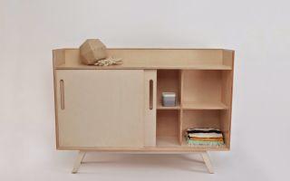 Варианты мебели из фанеры, обзор ей моделей