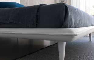 Различия между ножками для кроватей, их главные характеристики