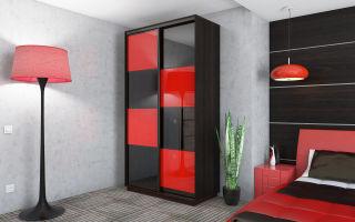 Какими бывают шкафы двухдверные, особенности моделей