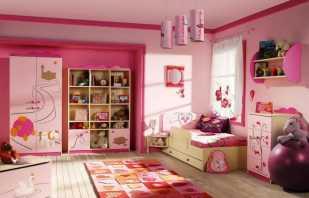 Особенности выбора детской мебели для девочки, советы специалистов