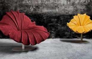 Стильные необычные кресла, разнообразие форм и дизайнов