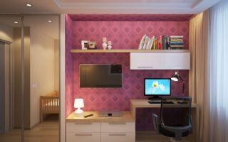 Принципы расстановки мебели в комнатах с маленькой площадью
