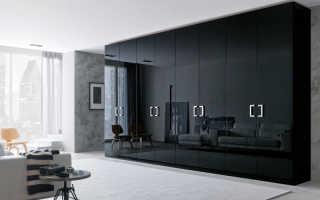 Популярные модели шкафа, с подборкой фото, а также важные рекомендации