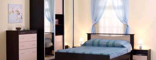 Какие существуют варианты модульной мебели для спальни