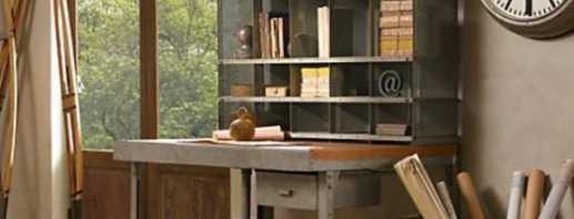 Особенности мебели в стиле лофт, обзор моделей
