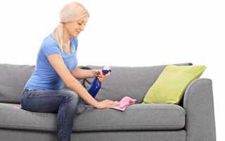 Лучшие средства для чистки дивана, народные рецепты