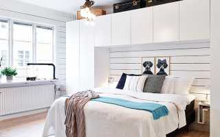 Главные отличия кроватей в скандинавском стиле от других вариантов