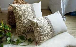 Где купить красивые декоративные подушки