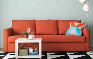 Обзор диванов Фрихетэн от компании «Икеа», плюсы и минусы модели