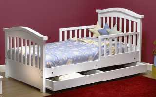 Преимущества детской классической кровати