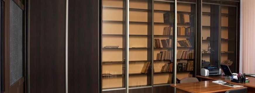 Особенности выбора шкафа для кабинета, существующие варианты