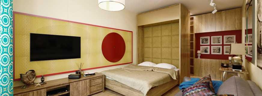 Разновидности кровати трансформер в малогабаритную квартиру, и нюансы конструкции