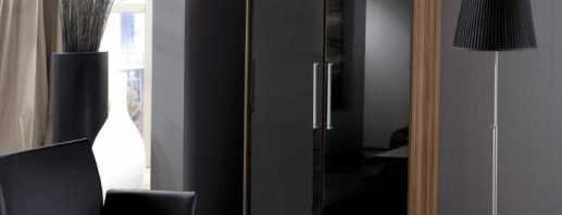 Обзор шкафов для одежды двухстворчатых, правила выбора