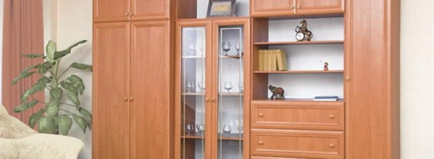 Мебель цвета ольха, фото вариантов