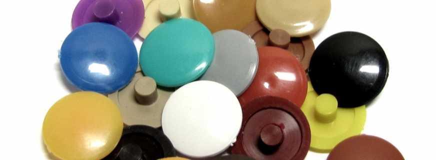 Назначение заглушек для мебели, нюансы выбора