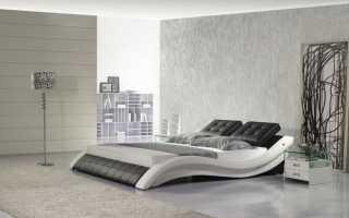 Какой бывает стильная кровать, ряд их достоинств и возможные недостатки